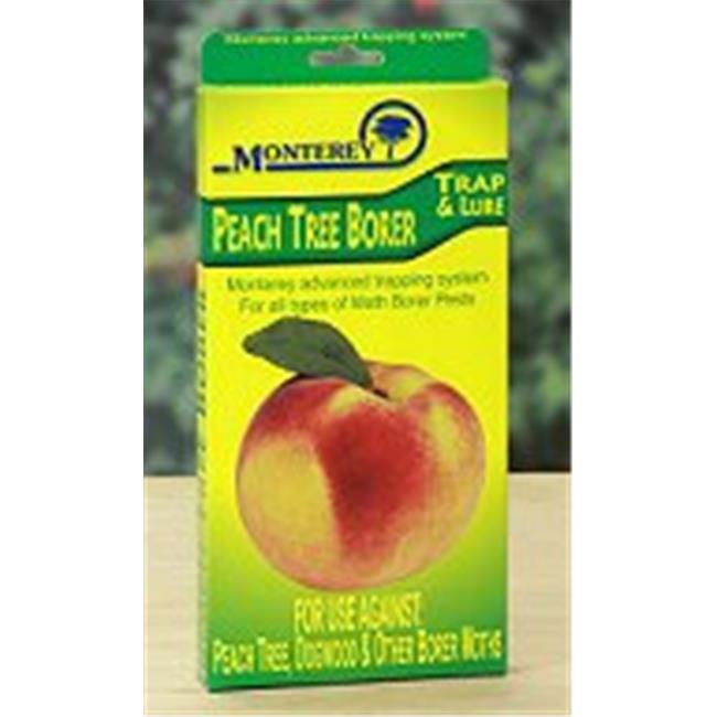 Monterey LG 8710 Peach Borer trap-2 Traps - Pack of 12