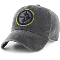 Product Image Men s Fan Favorite Black Pittsburgh Steelers Mass Matter Adjustable  Hat - OSFA 1672d6c0045f