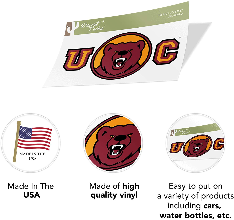 8 Inch Sticker Rider University Broncs NCAA Name Logo Vinyl Decal Laptop Water Bottle Car Scrapbook