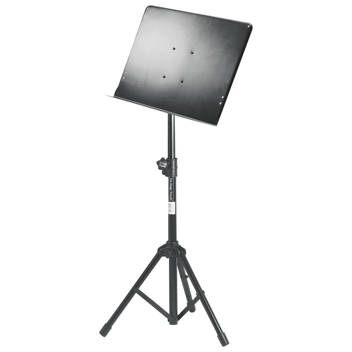 Pro Music Stand with Tripod Base by The Music People Inc.