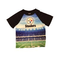 abbb8f5f728 Product Image NFL Kids Short Sleeve Stadium Tee T-Shirt Pittsburgh Steelers