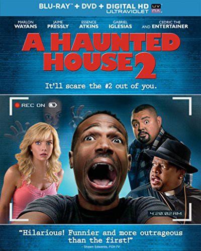 A Haunted House 2 (Blu-ray + DVD + Digital Copy)