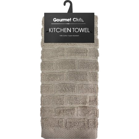 Best Brands Tan Kitchen Towel