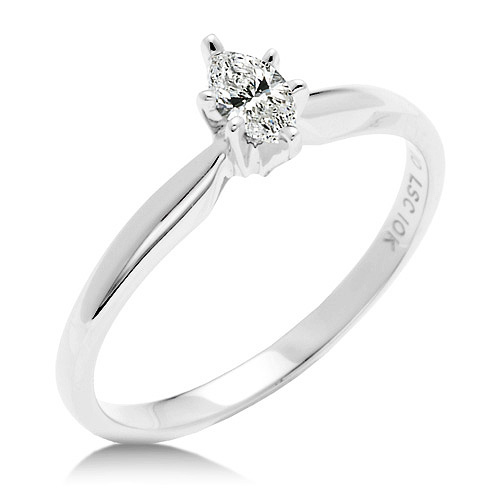 Princess Kylie Round Center Cubic Zirconia Open Heart Designer Ring Rhodium Plated Sterling Silver