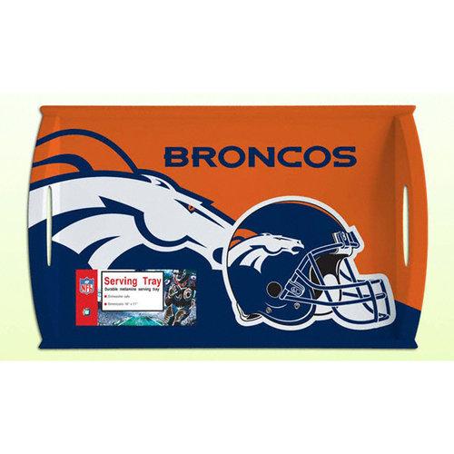 NFL - Denver Broncos Melamine Serving Tray