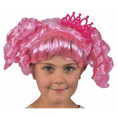 Twilight Sparkle Wig (Lalaloopsy Jewel Sparkles Wig)
