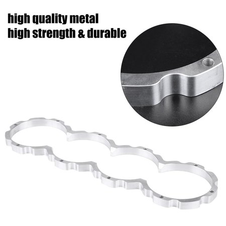 - TOPINCN Aluminum Engine Block Guard Blockguard for Honda Acura Civic B16 B18 Series 1990-2001,Engine Block Guard for Honda