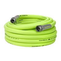 "Flexzilla Garden Hose, 5/8"" x 50' x 3/4"" - 11 1/2 GHT Fittings"