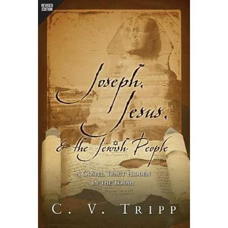 Joseph, Jesus, and the Jewish People : A Gospel Tract Hidden in the Torah - Gospel Tracts For Halloween