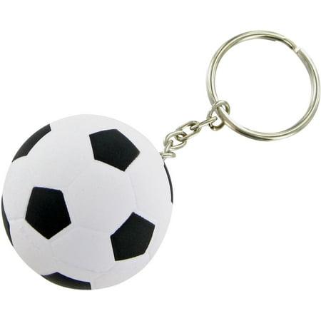Soccer Ball Keychain - Soccer Ball Keychains