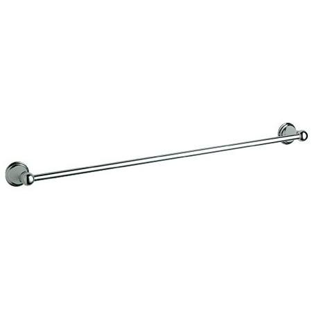 Grohe Geneva Volume Control - Grohe 40 146 000 Geneva 24-Inch Towel Bar StarLight Chrome