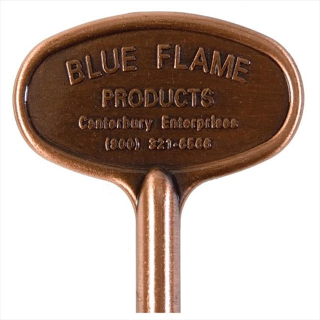 Blue Flame BF.KY.08 3 in. Universal Key Antique Copper
