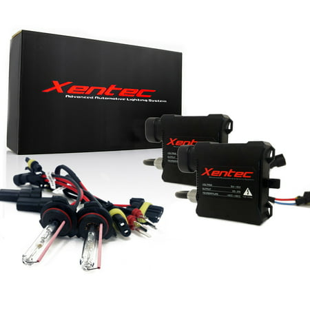 Xentec 12000K Xenon HID Kit for BMW X5 2000-2004 High Beam Headlight 9005 Super Slim Digital HID Conversion Lights