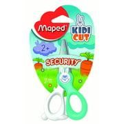 "Maped Kidicut Pre-School Safety Scissors 4.75"" / 12cm"