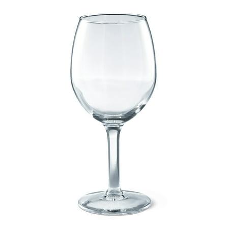 Mainstays All Purpose 11 Ounce Wine Glasses Set Of 12 Walmart Com Walmart Com