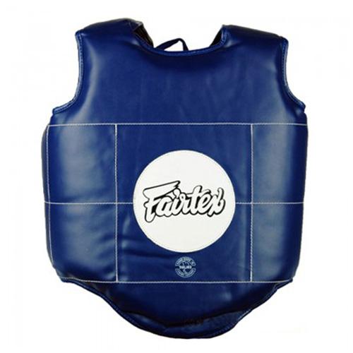 Fairtex Boxing & MMA Protective Vest - Blue