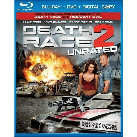 Death Race 2 (Blu-ray) (Halloween Ii 2017 Deaths)