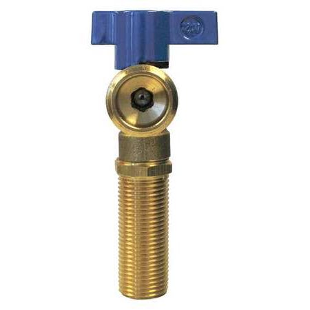 OATEY 38871 Washing Machine Valve,3/4 in,Copper,Blue