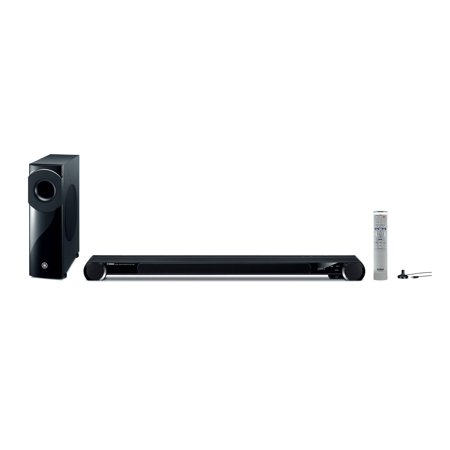 Yamaha YSP-4300 Digital Sound Projector with Wireless Subwoofer