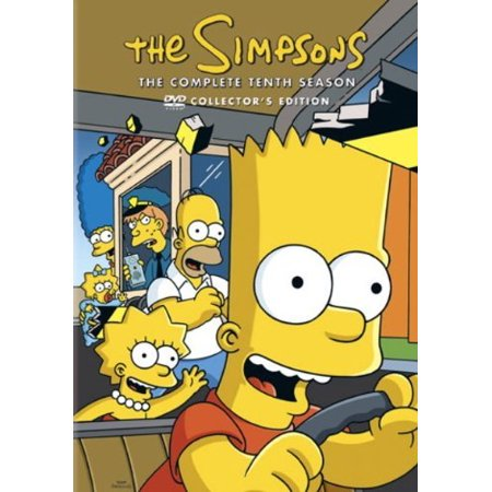The Simpsons: The Complete Tenth Season (DVD) - Simpsons Halloween Special 10