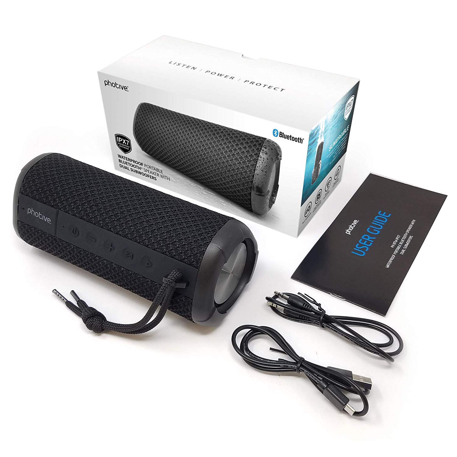 Speaker Smart Potted Bluetooth Wireless Games Del Light Evening Potted Excellent In Cushion Effect Portable Audio & Headphones
