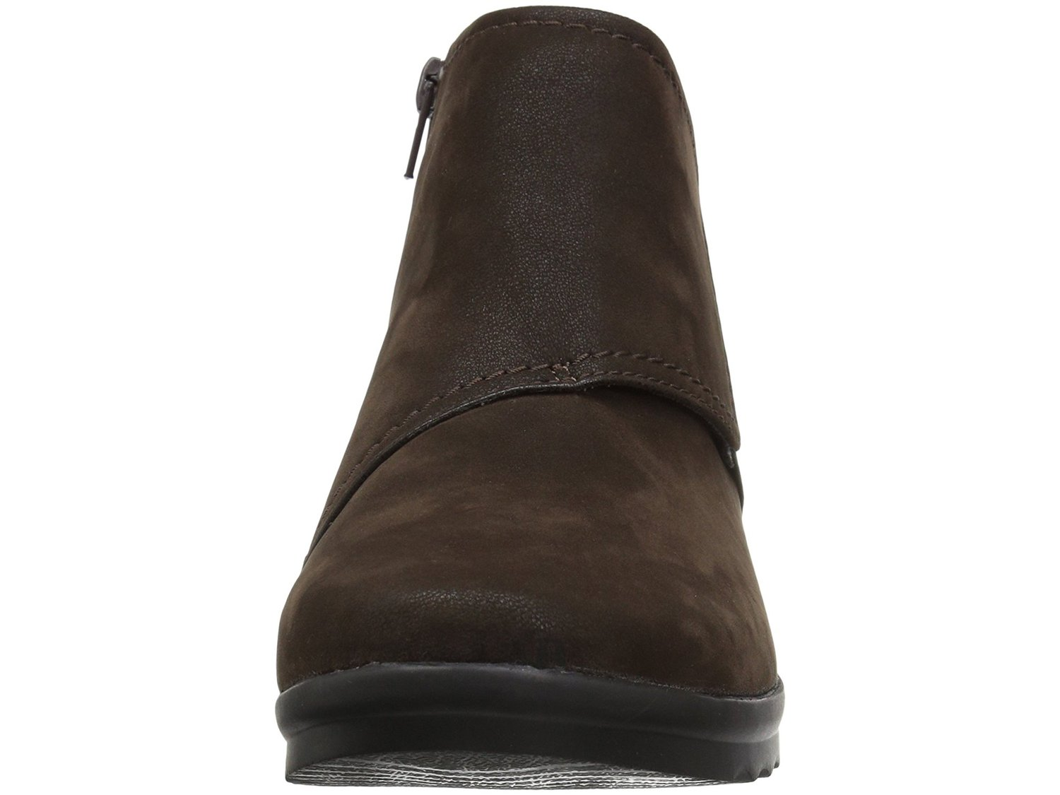 ef132e07eac Clarks Womens Caddell Rush Closed Toe Ankle Cold Weather Boots