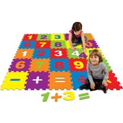 Best Brands Numbers Play Mat