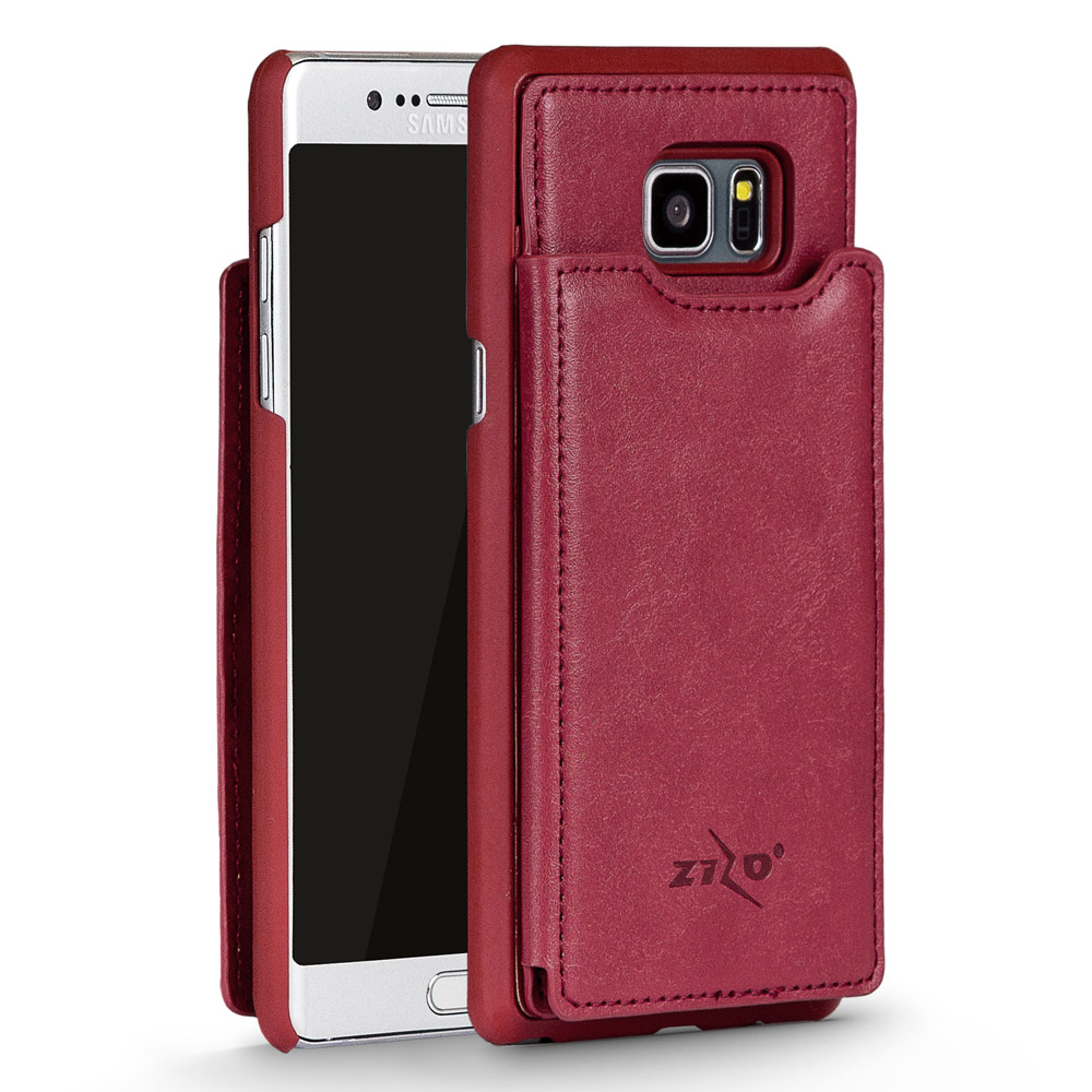 Samsung Galaxy S8 / S8 Plus Case, Zizo All-In-One ID Wallet Back Case