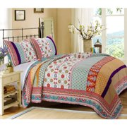 Global Trends Tori Quilt Set