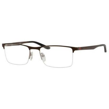 CARRERA Eyeglasses 8810 0A24 Brown Ruthenium 54MM