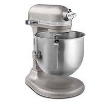 KitchenAid KSM8990NP Commercial Series Nickel Pearl 8 Quart Bowl Lift Stand Mixer