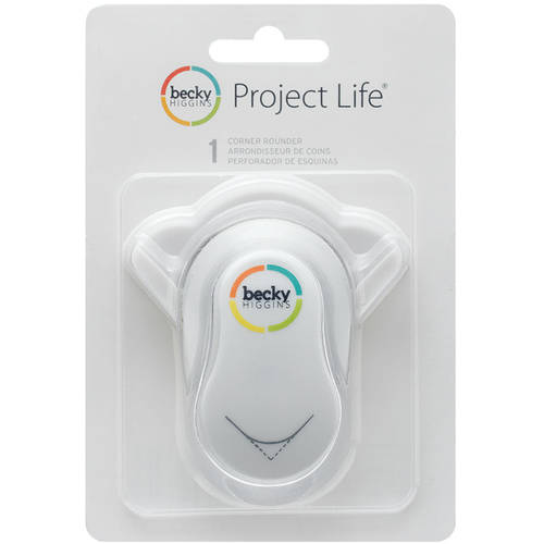 Project Life Corner Rounder Punch