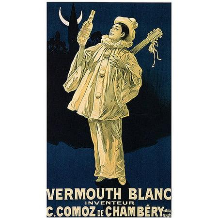 Blanc Vermouth (Trademark Fine Art