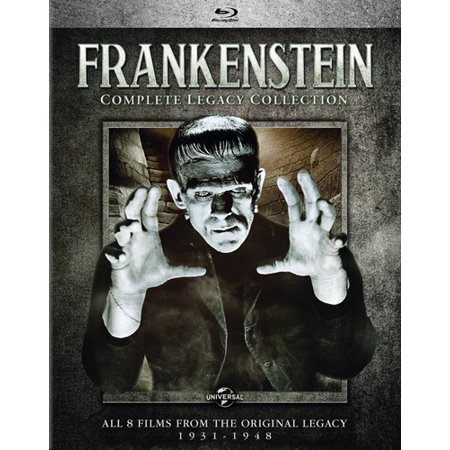 Frankenstein: Complete Legacy Collection (Ralph Ray Jr)