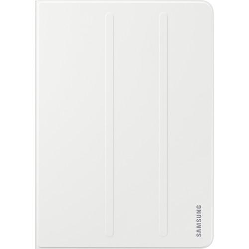 Samsung Galaxy Tab S3 Book Cover - White Book Cover