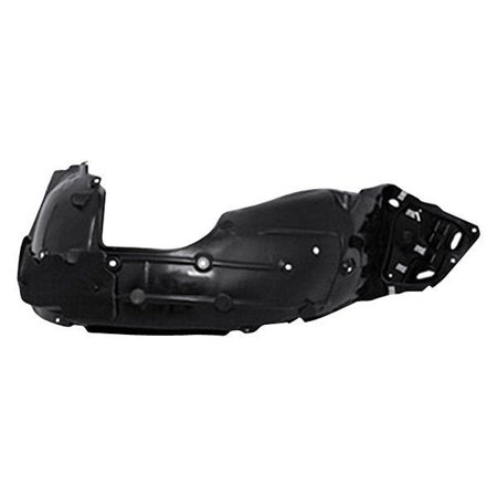 For Honda Civic 2016-2018 Replace HO1249161 Front Passenger Side Fender Liner Chrysler Passenger Side Fender