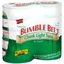 10 Pk. Bumble Bee Chunk Light Tuna