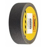 CONDOR GRAN13528 Anti-Slip Tape,Black,2 in x 60 ft.
