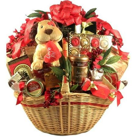 Gift Basket Drop Shipping LuYa-DLX Luv Ya, Deluxe Gift Basket Deluxe - Halloween Gift Baskets Diy