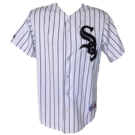 Chicago White Sox Majestic Replica White Jersey Size Medium by