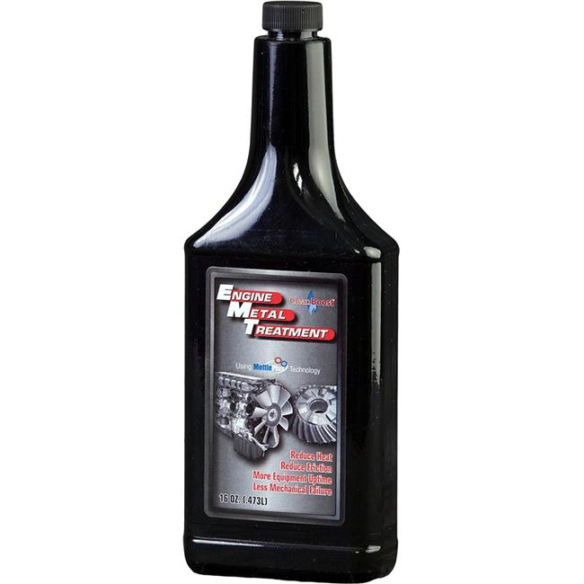 Boost Performance Products EMT16 16 oz Engine Metal Treatment