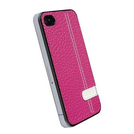 Krusell Iphone Case - Krusell 89512 Gaia Undercover iPhone 4 Crystal Case (Pink)