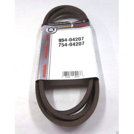 Genuine MTD 954-04207 Drive Belt Fits Cub Cadet Columbia Craftsman Troy-Bilt OEM