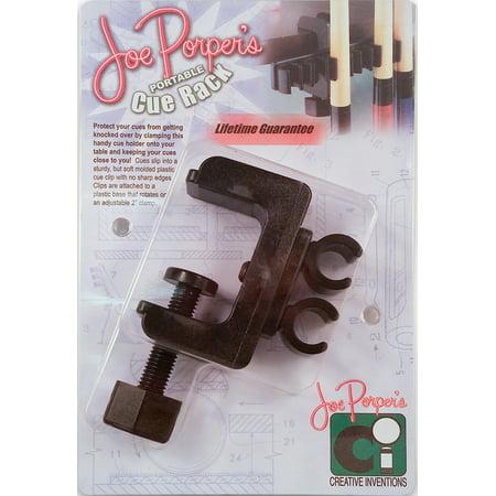 Joe Porper Portable Cue Holder - 2 Cues Joe Porper Cases