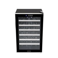 Whynter 28 Bottle Single Zone Freestanding Wine Cooler