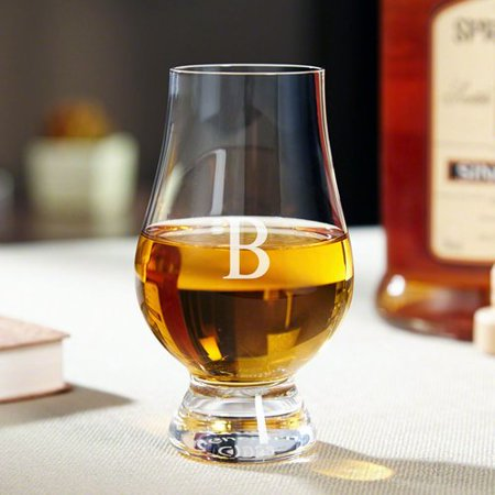 - Home Wet Bar Personalized Glencairn Whiskey Glass 6 oz. Crystal Snifter Glass
