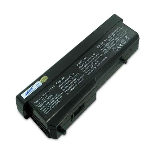 Battery Biz B-5057H Laptop Replacement Battery - For Dell Vostro 312-0922, Li-on, 11.10 Voltage, 9 Cell Capacity