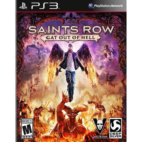 Saints Row GAT Out Of Hell (PS3) - Pre-Owned