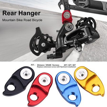 Cycling Accessories,HURRISE Bicycle Rear Derailleur Hanger Extension Bike Frame Gear Tail Hook