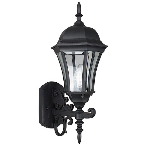 Charlton Home Brandes 1-Light Outdoor Sconce